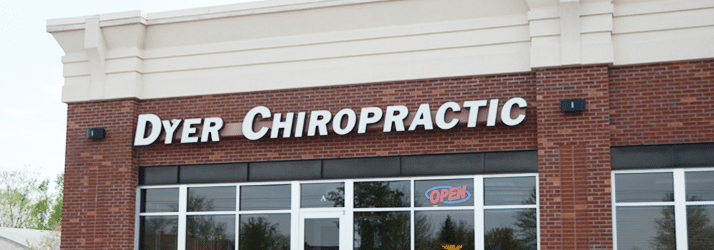 Chiropractic Greenwood IN Office Building